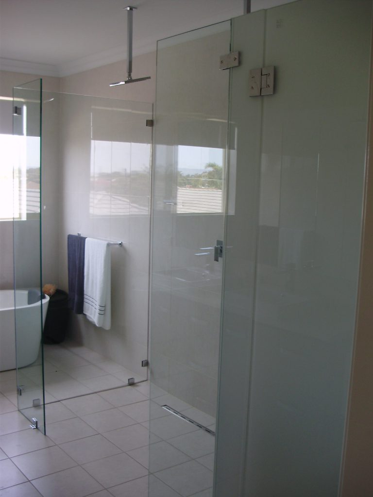 Hinged Shower Screen >> Shower Screens Installation Adelaide