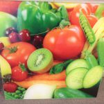 Printed Glass Fruit and veg Splashbacks Adelaide