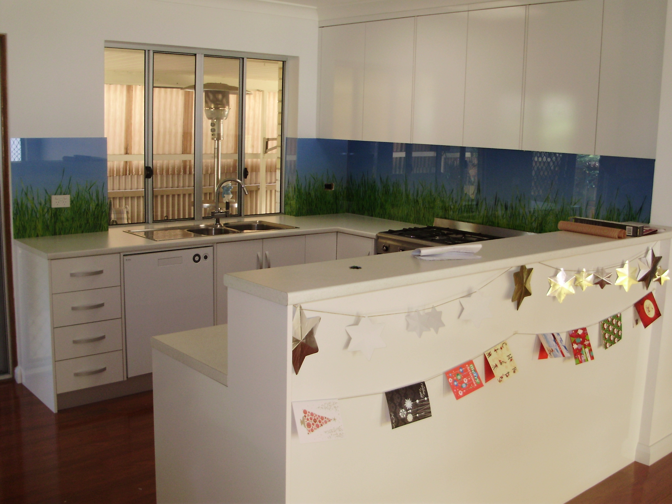 Printed Glass Splashbacks Adelaide