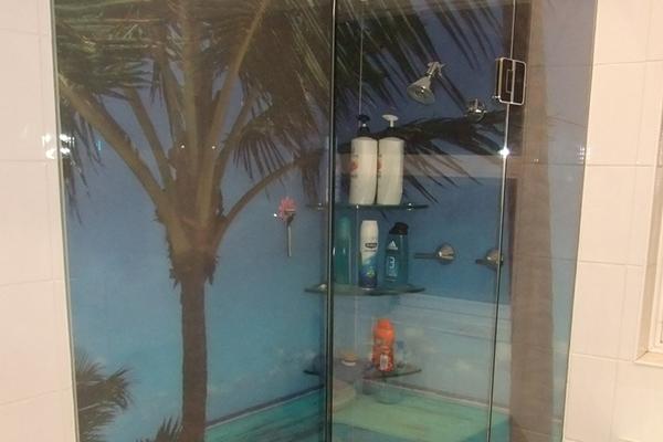 Shower screens - Glass Shelves Seato Glass