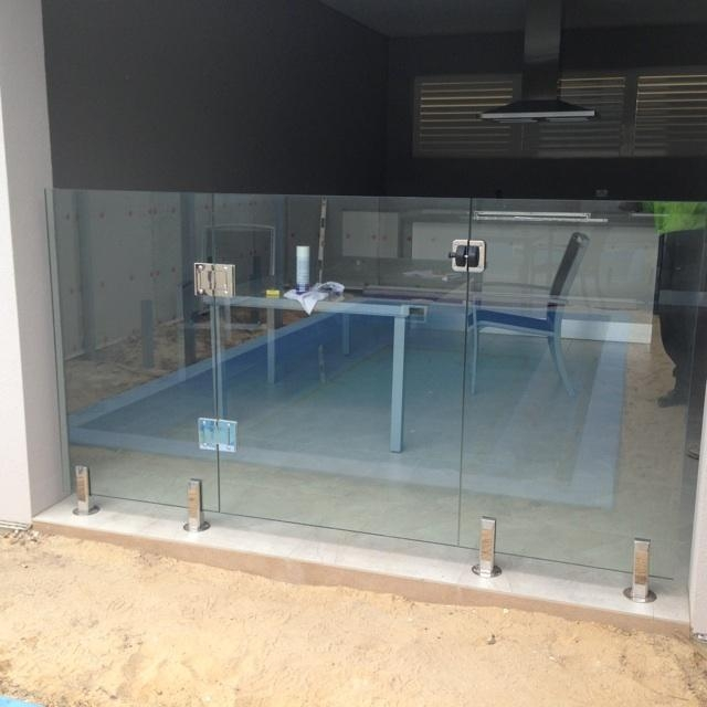 Glass fencing adelaide